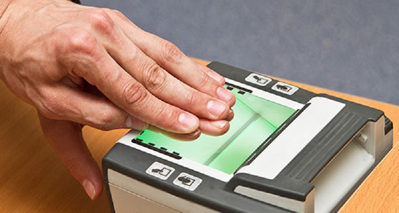 Fingerprint Technology to Test for Drug Use