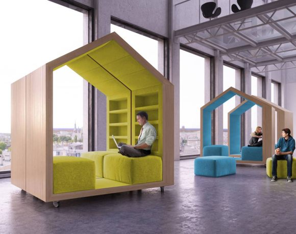 traditional company office space in the future as corporates look to flexible options.