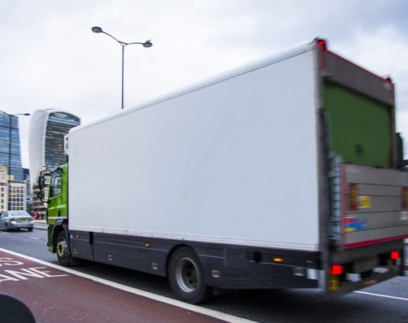 official, digital London Lorry Route Approver (LLRA) app