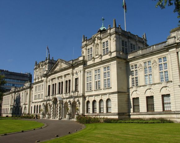 'Self-Healing' Buildings at Cardiff University