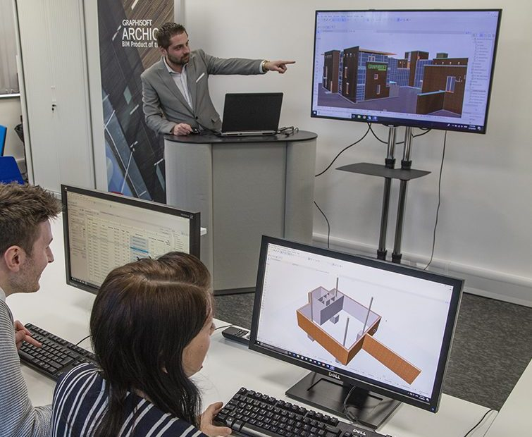 Architects are set to benefit from a new ARCHICAD training facility following the relocation of Graphisoft UK's training centre in Nottingham.