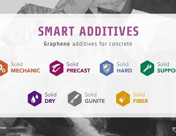 Graphenano Launches Smart Additives