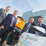 Fulcrum and ChargePoint Together for UK's EV Ambitions