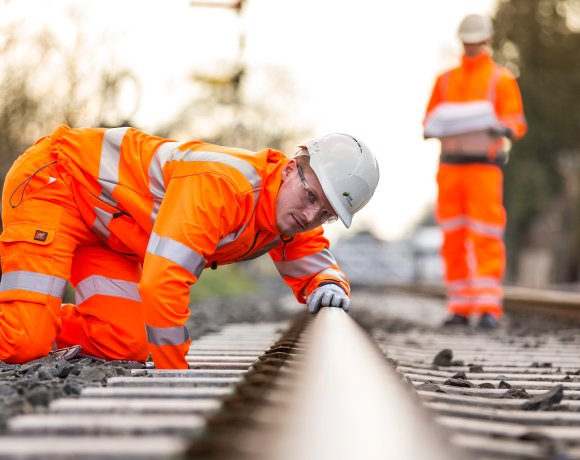 SSE Enterprise Rail has been awarded a five-year programme of works through Network Rail's building and civils framework.