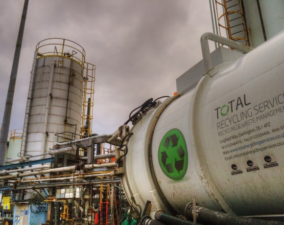 Darlington-based waste management company, Total Recycling Services believes in the importance of acquiring accreditations. Rather than just ticking a box, the multi-million-pound organisation strives to go over and above and is urging other businesses to do the same.