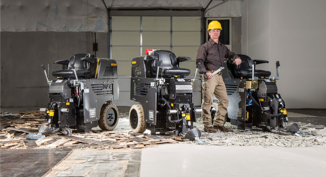 Innovations are crucial in every industry for supporting business growth and success. Here Jake Sinna, vice president of international sales at surface preparation specialist National Flooring Equipment, explains why innovative technologies are important in surface preparation.