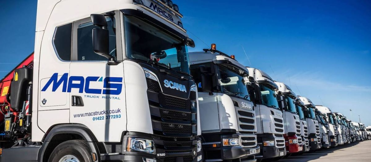 Strong start to the year for Mac's Truck Rental following Crosland Road site move