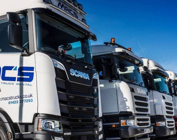 Huddersfield-based truck rental specialists Mac's Truck Rental are celebrating a successful first half of to the year, following their well-publicised site move to a new custom facility on Crosland Road.