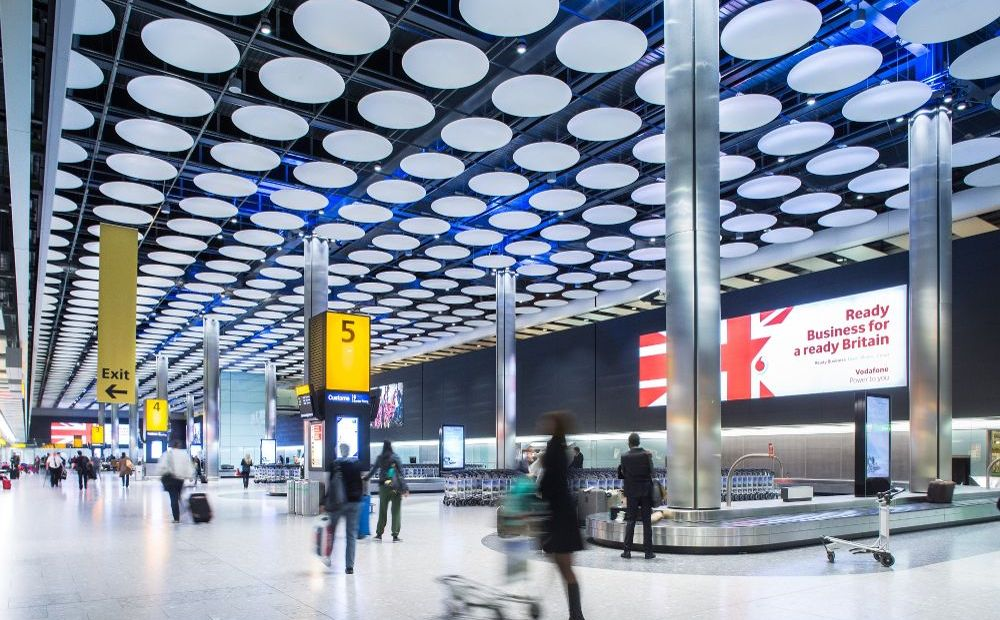 Automated transport and logistics technology could be adopted on a wide scale at UK airports in the future.
