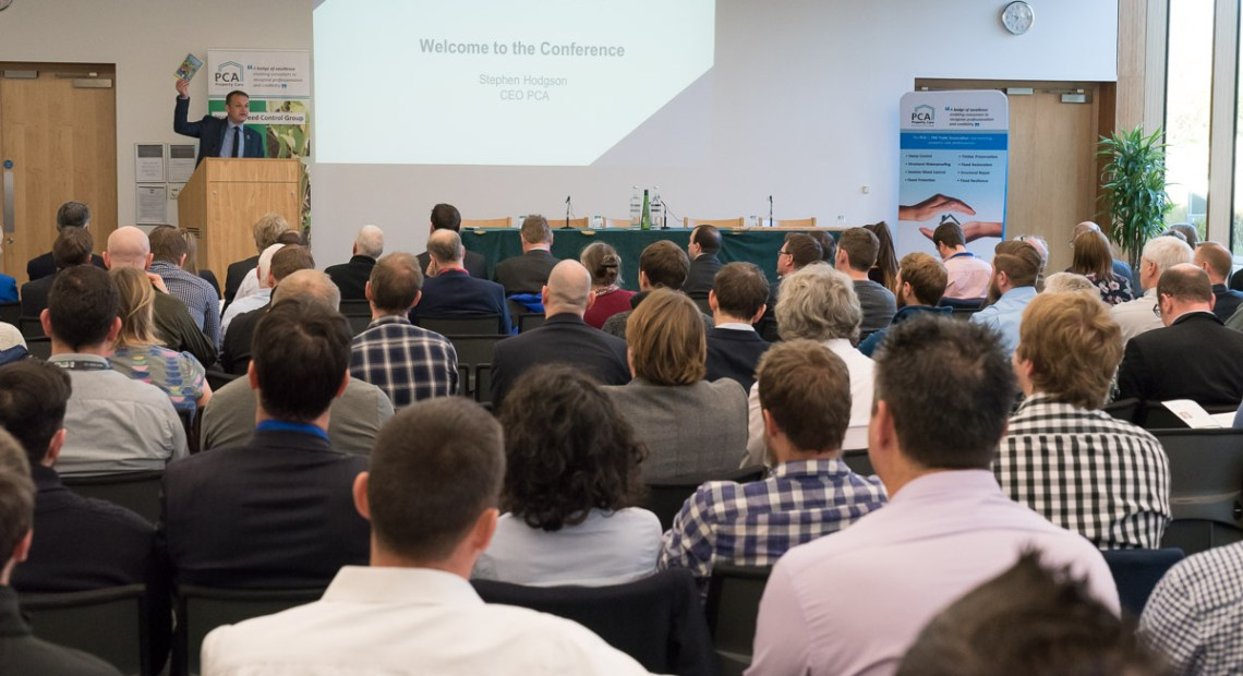 A leading trade body event will be charting the changing perspectives, current challenges and emerging issues in the UK's professional invasive weed control sector.