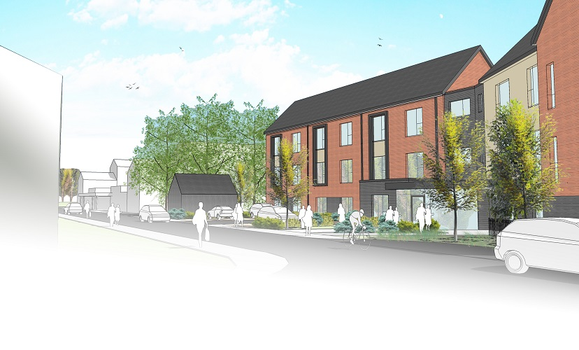 Wrightstyle is shortly to supply advanced glazing systems to a £7.5 million state-of-the-art care home being built by Deeley Construction.