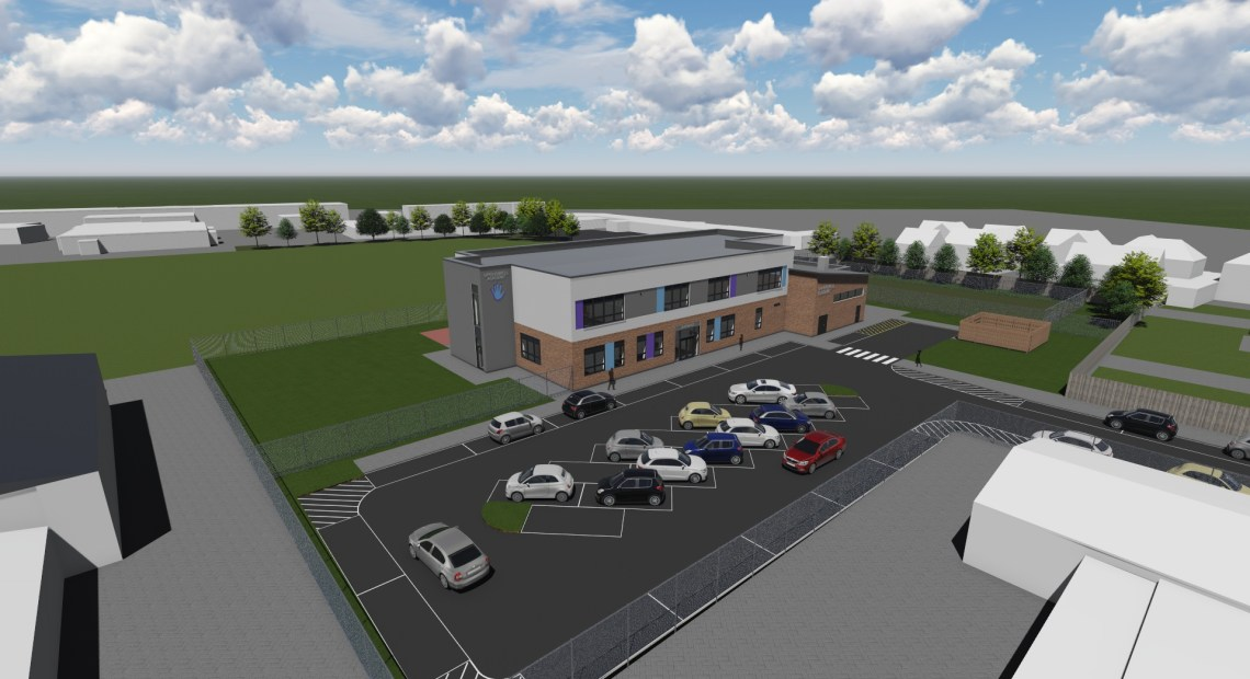 Regional contractor G F Tomlinson has started work on three new alternative provision Free School academies in Lincolnshire.