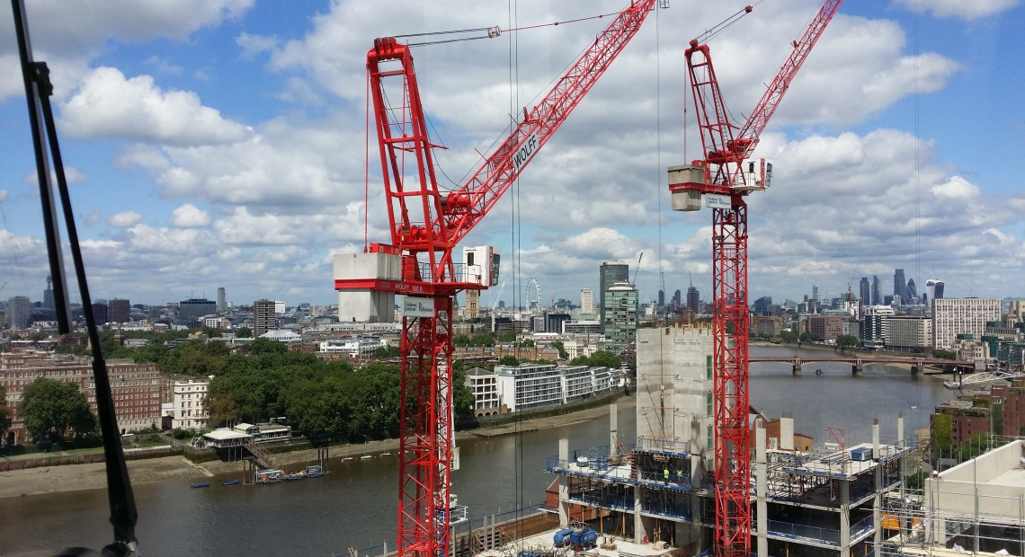 Regional cities in the UK are playing an increasingly vital role in the UK construction boom.