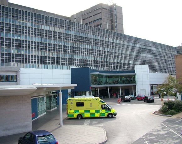 Laing O'Rourke to Complete Royal Liverpool Hospital Project