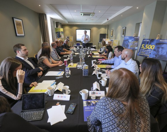 Keeping young people safe at work was top of the agenda at the latest Industry Skills Forum hosted by Develop Training Limited (DTL).