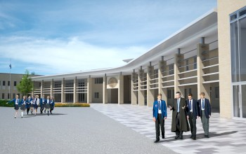 WORK has started to deliver state-of-the-art facilities as part of a new £60 million development for the King's School – one of the largest independent day schools in the UK