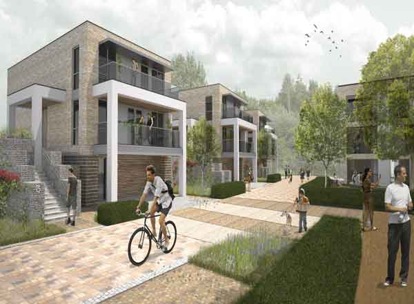 Construction Work Starts on RNIB Site