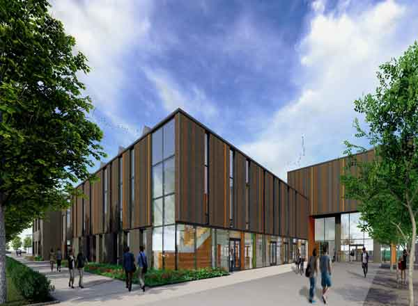 Kier Develops Cambridgeshire Education Campus
