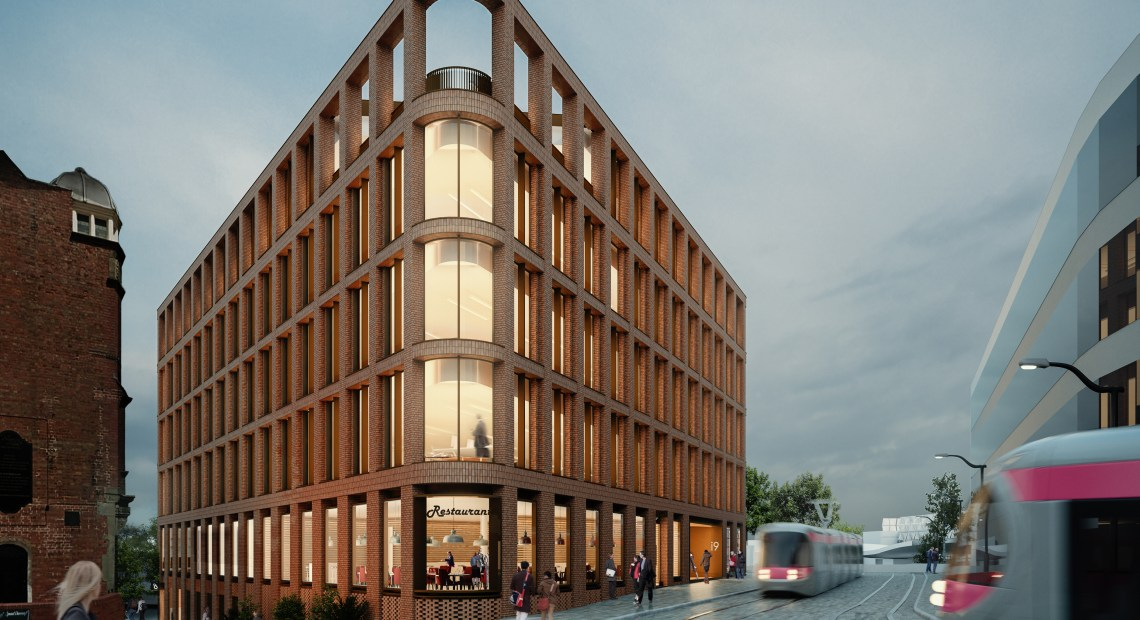 Wolverhampton's i9 Development Contract Goes to GRAHAM