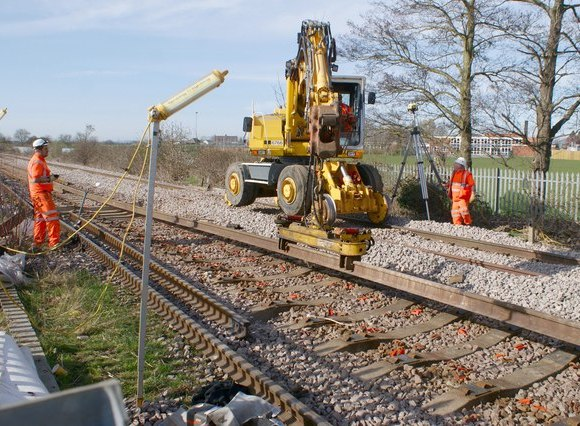Network Rail Awards Contracts