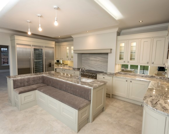 The owners of a custom-built property on a prestigious Tees Valley development have been handed the keys to their exclusive new home.