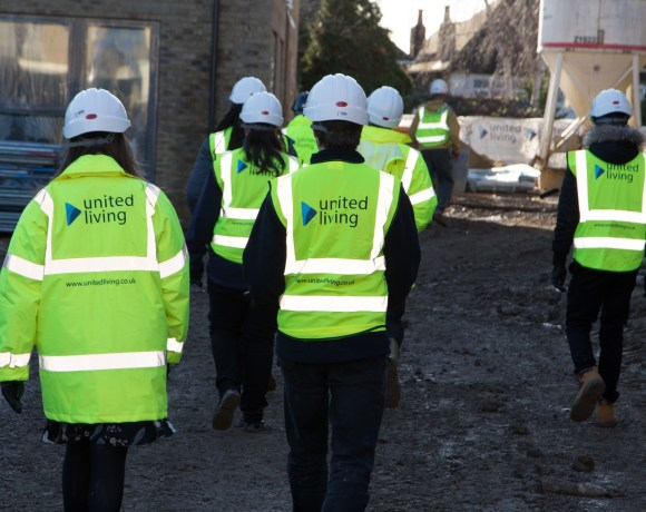 More than fifty students from Carshalton College and Merton College have taken up industry placements with national contractor United Living,