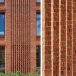 A new building designed by London-based practice, Walters & Cohen Architects, has been opened at Newnham College, Cambridge.