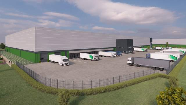 Office buildings have undergone a wellbeing revolution but the industrial sector has been slow to catch up. Baytree hopes to be ahead of the curve with its innovative new warehouse.