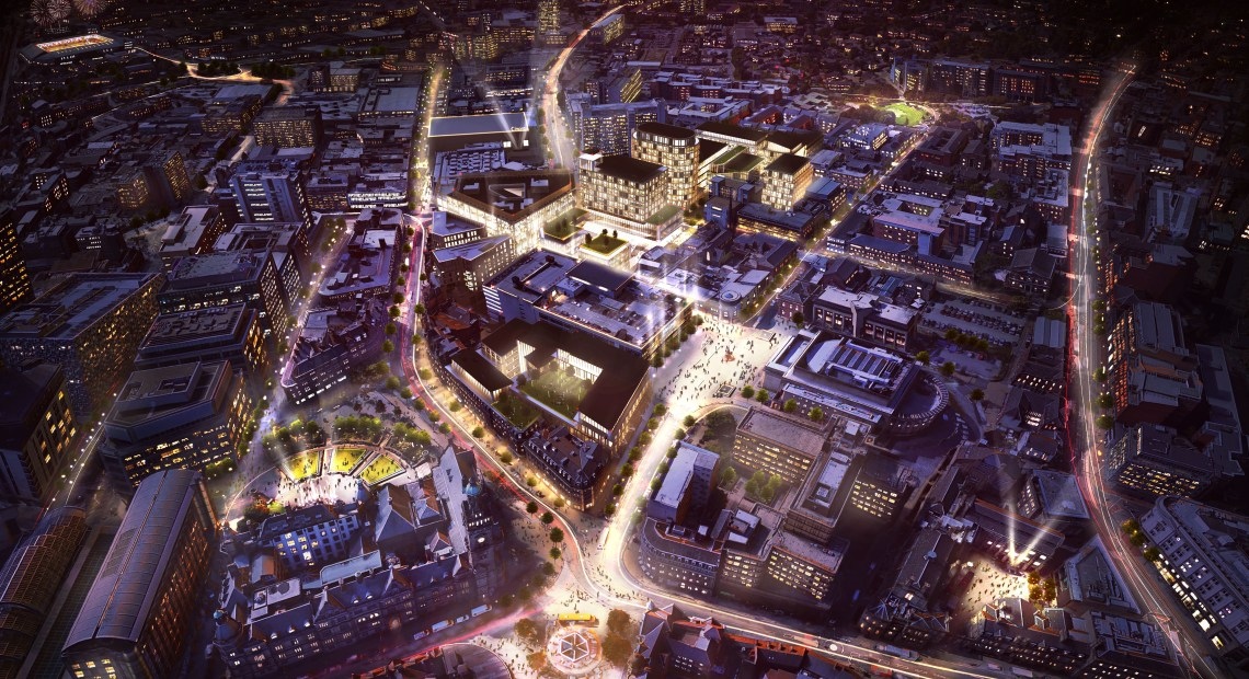 HLM, a leading design and architecture practice with studios in Glasgow, has won the tender for the £45 million Sheffield Heart of the City II Block A project, staving off competition from 37 other architecture practices.