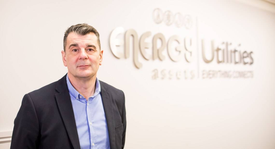 Energy Assets Utilities (EAU), one of Britain's leading utility network construction specialists, has appointed David Burbidge as Managing Director for England and Wales