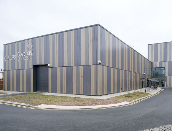 Automotive Hub Arrived to Coventry