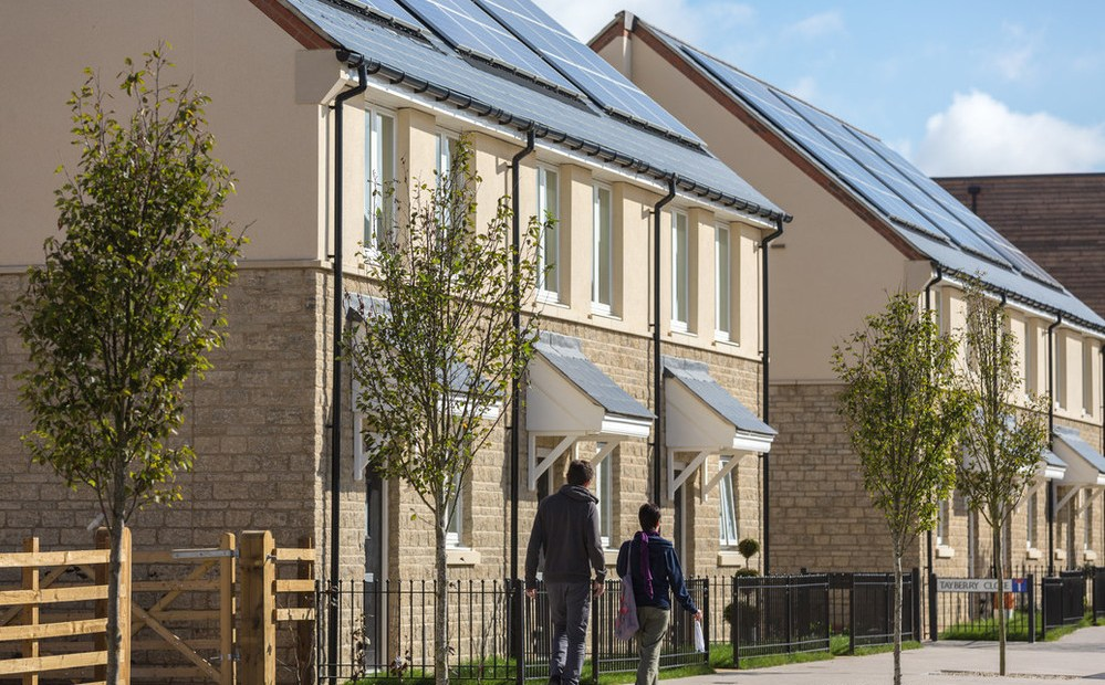 Elmsbrook residents save £400 a year in energy bills as the NW Bicester scheme is confirmed as the UK's first large-scale true zero-carbon development