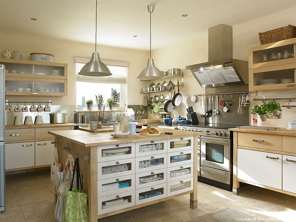 Ten Fashionable And Flexible Ideas For Freestanding Kitchen Designs Bdc Magazine