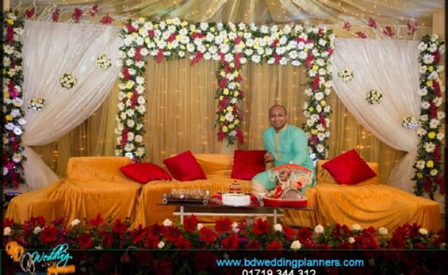 Naba Holud Decor Photography By Bdweddingplanners Bd