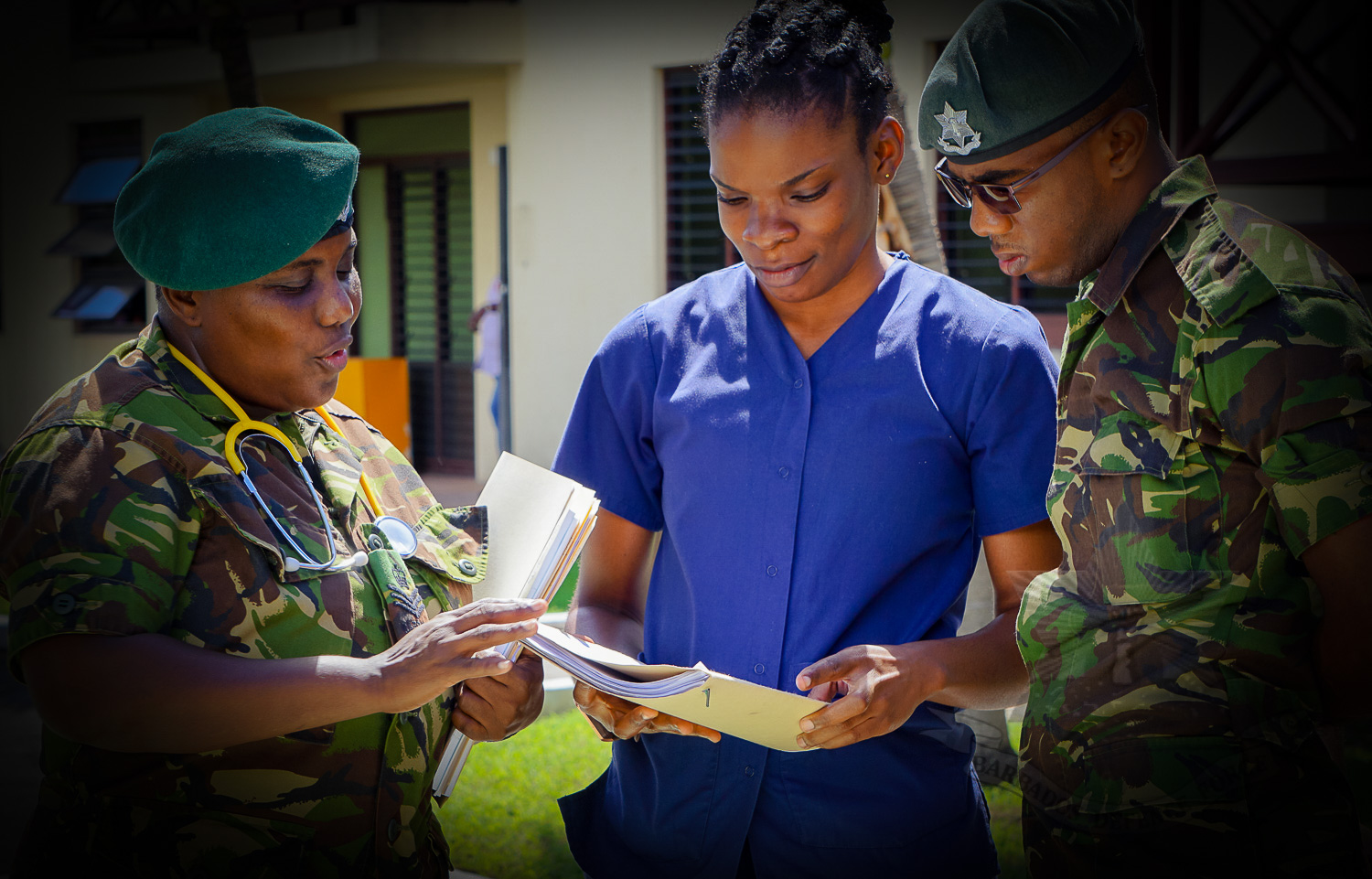 Health Care  The Barbados Defence Force
