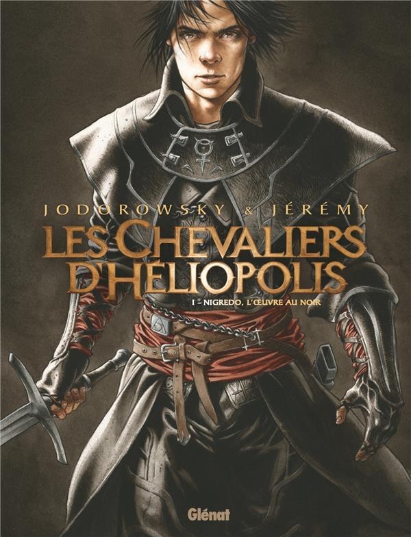 Couverture Les chevaliers d'Héliopolis tome 1