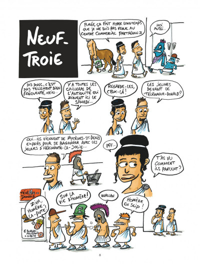 50 Nuances De Grecs Tome 1 Bdfugue Com