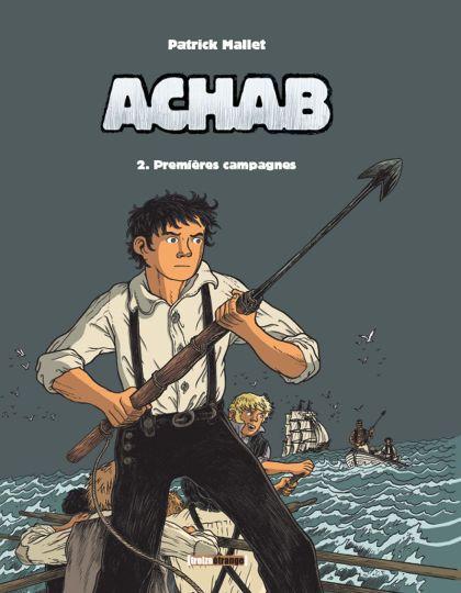 Achab - 4 tomes