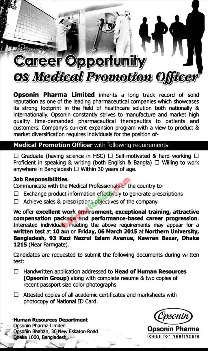 Opsonin Pharma Limited,