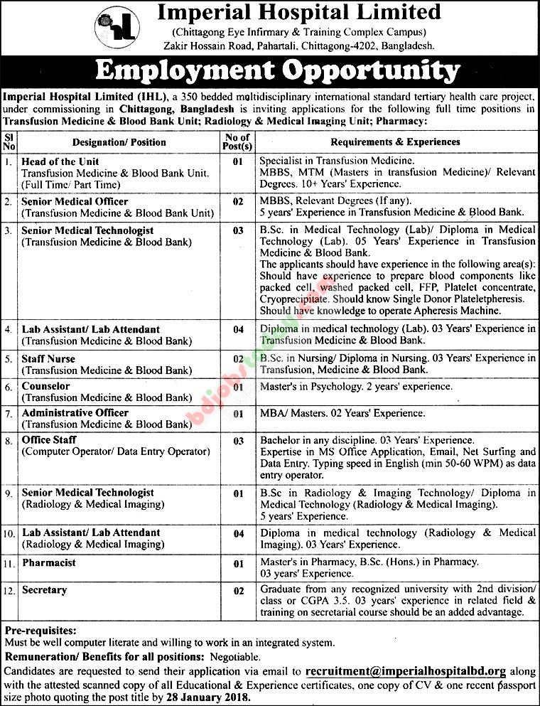 Sr Medical Officer Job Bangladesh Mobile Version - Inspirational