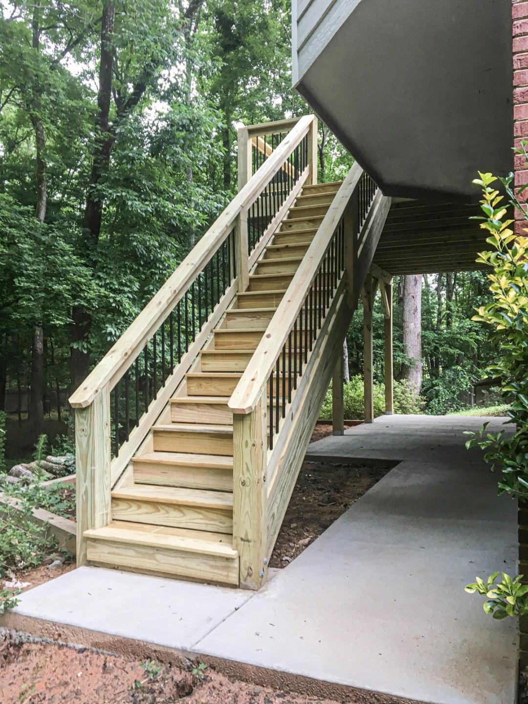 Upper Level Deck