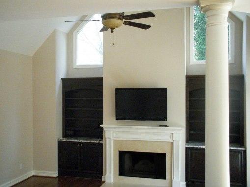 Living & Family Room Remodeling