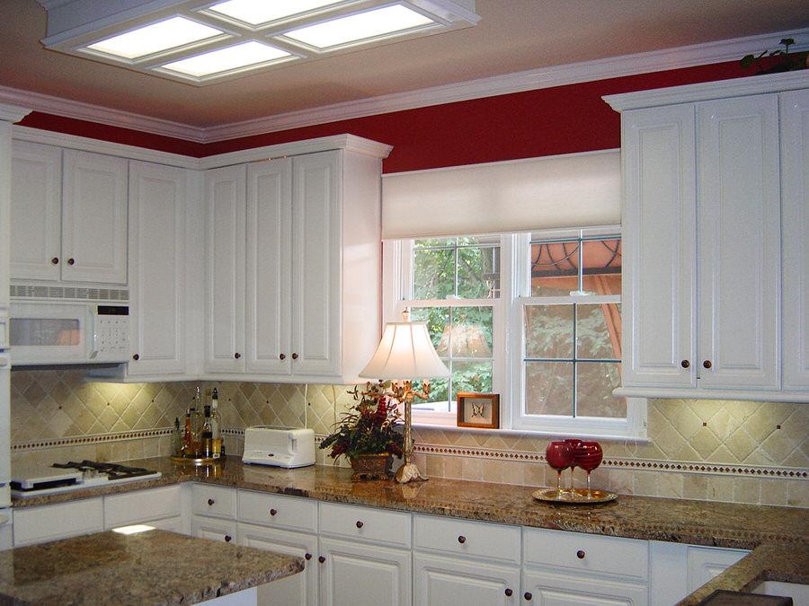 BDM Residential Remodeling Atlanta GA Kitchens Traditional White