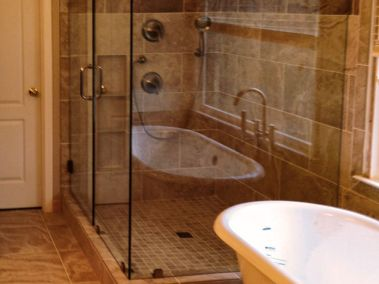BDM-Residential-Remodeling-Earth Tone Luxury Master Bath