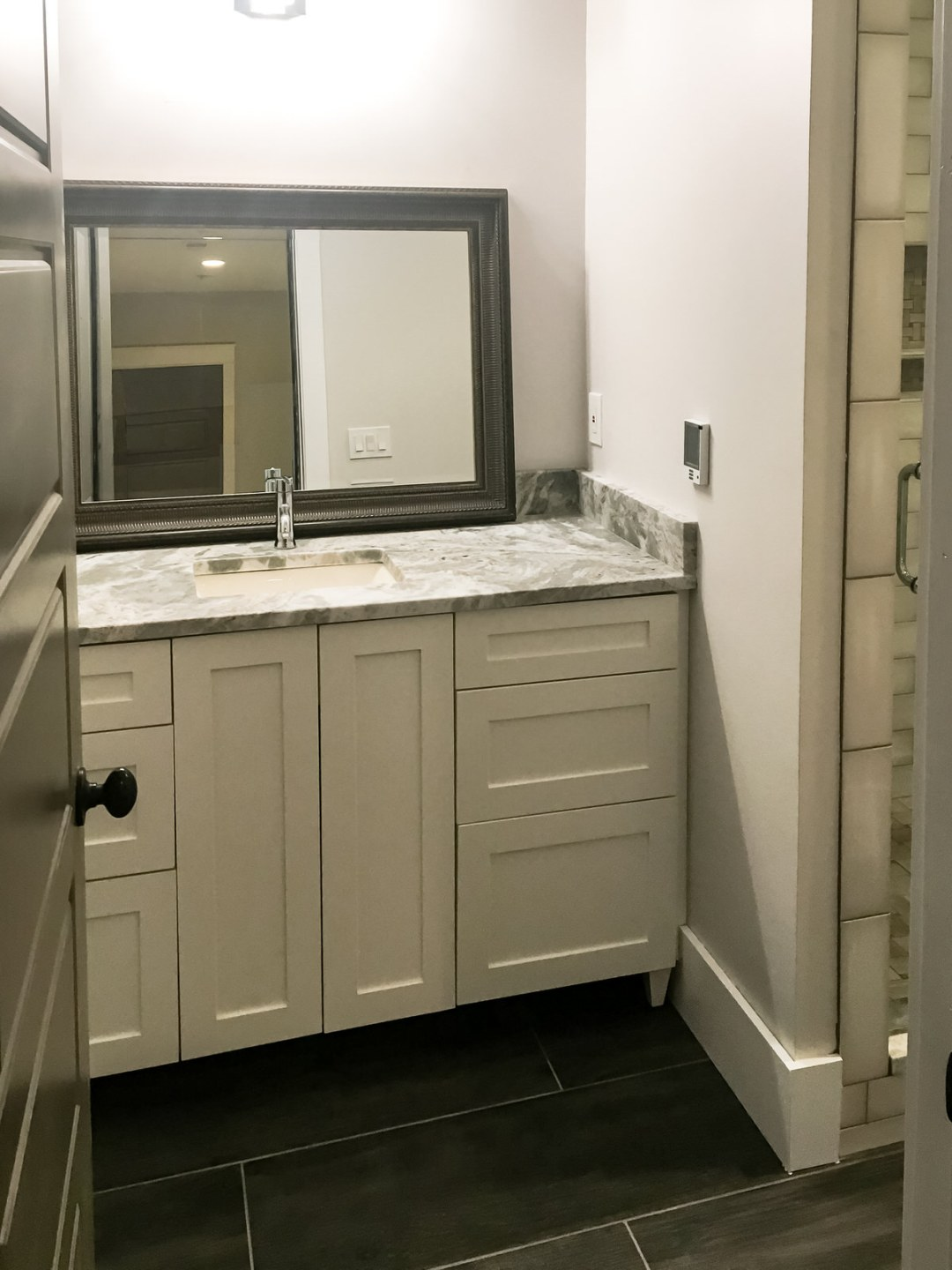 Small Bathroom Remodel, Norcross, GA