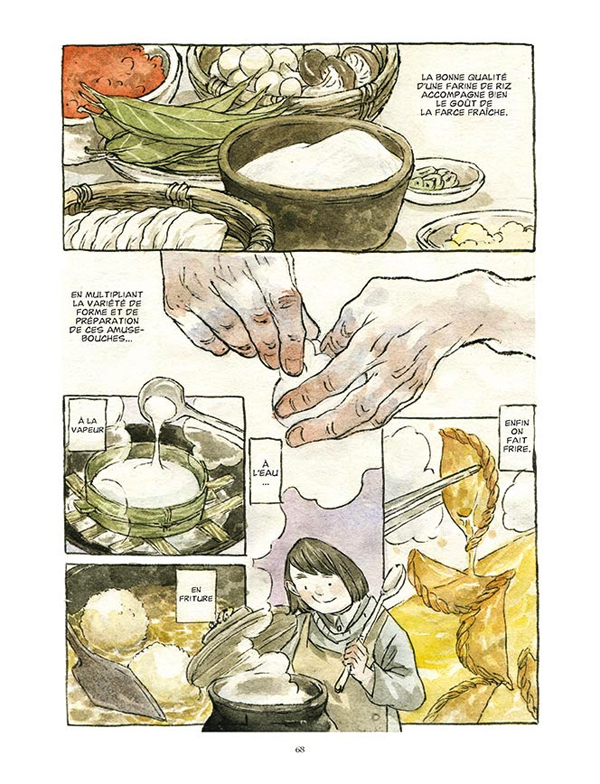 Cuisine Chinoise Zao Dao