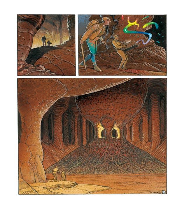 moebius science fiction bdnet