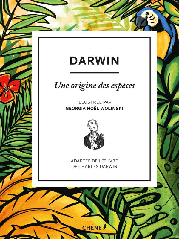 Serie Darwin Une Origine Des Especes Bdnet Com