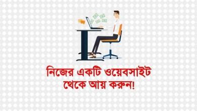 Online Earning from Website