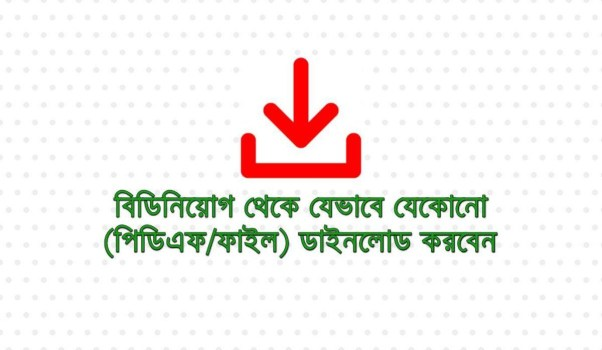 How to Download from BDNiyog